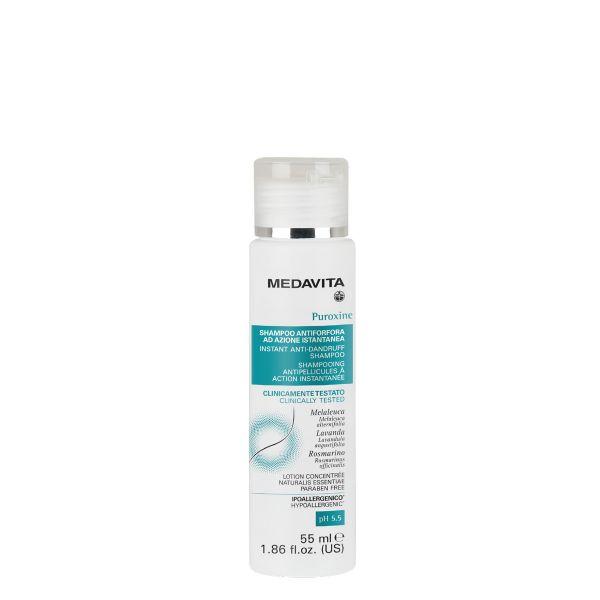 Shampoo antiforfora ad azione istantanea 55ml