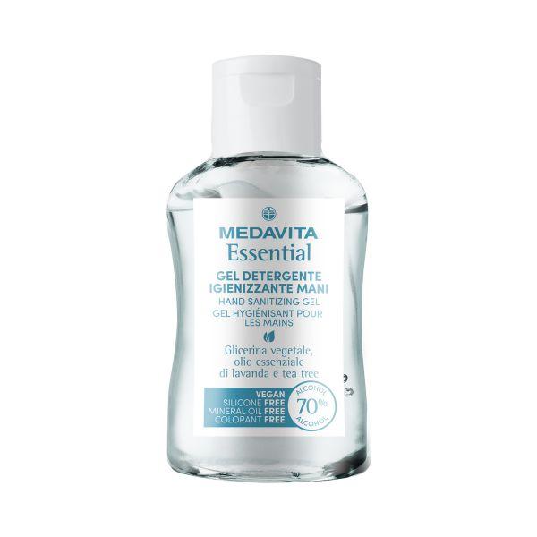 Essential - gel mani igienizzante 100ml