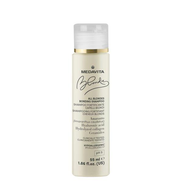 Shampoo fortificante capelli biondi 55ml