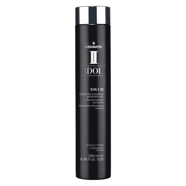 Touch - Doccia-shampoo tonificante 250ml